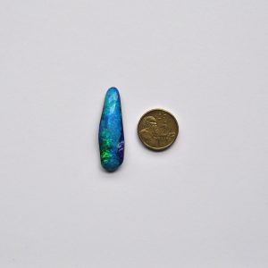 Natural solid boulder opal loose stone 31.60ct