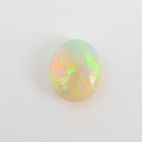 Natural solid Lightning Ridge crystal opal loose 1.58ct
