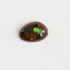 Natural solid boulder opal loose stone 2.59ct
