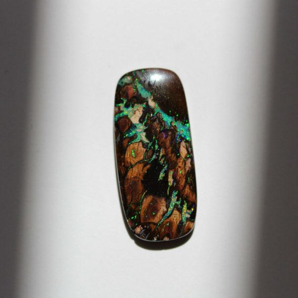 Natural solid boulder opal loose stone 26.93ct
