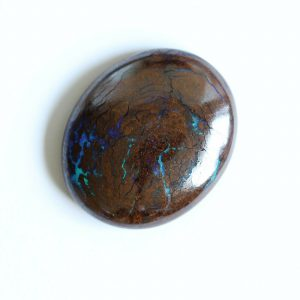 30x25MM 50CT AUSTRALIAN BOULDER OPAL NATURAL SOLID LOOSE UNSET STONE CABOCHON