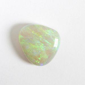 Natural solid semi black crystal loose 8.04ct