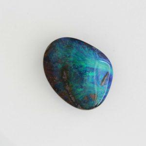 Natural solid boulder opal loose stone 13.92ct