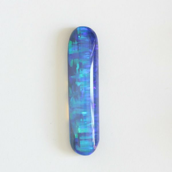 Natural solid boulder opal loose stone 12.36ct